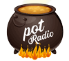 Logo for POT RADIO